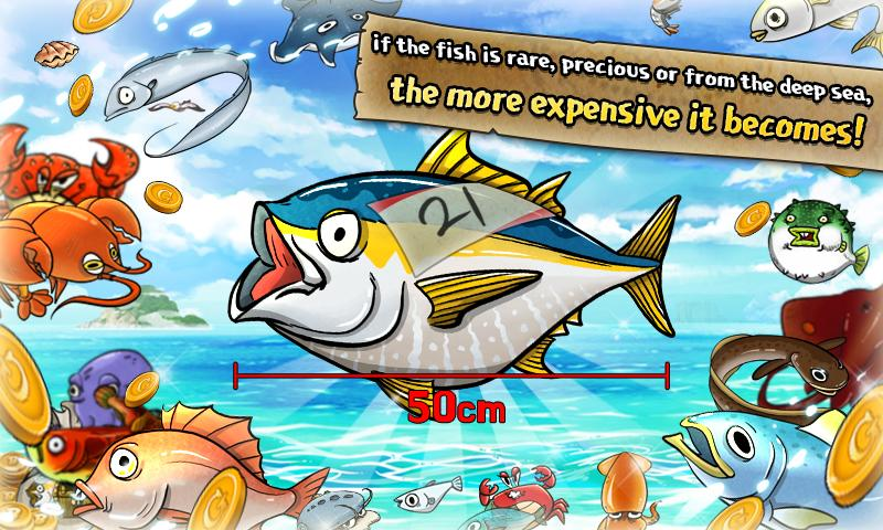 Fishermans Adventure Screenshot 1