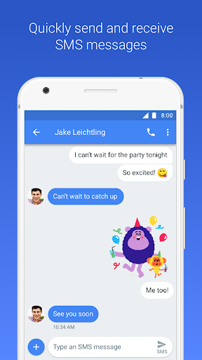 Android Messages For PC