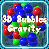 3D Bubbles - Gravity