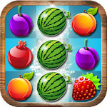 FRUIT Crush - Match 3 King 1.0 Apk