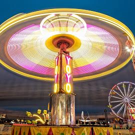 Ride by Majid Uppal - City,  Street & Park  Amusement Parks