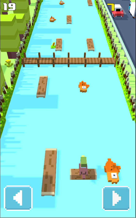 Loggy River Screenshot 3