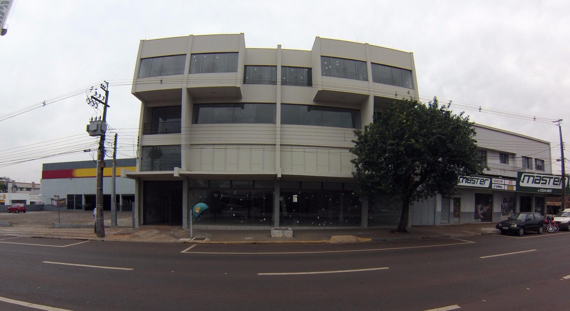 Prédio comercial para locação, Centro, Cascavel. - Centro+aluguel+Paraná+Cascavel
