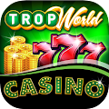 Game TropWorld Casino - Free Slots! APK for Kindle