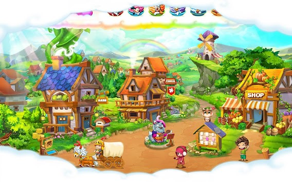 Sky Garden: Farm In Paradise APK screenshot thumbnail 24