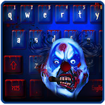 Blood Clown Keyboard Theme Icon