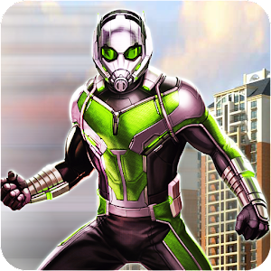 Grand ant Superhero City Survial rescue the best app – Try on PC Now