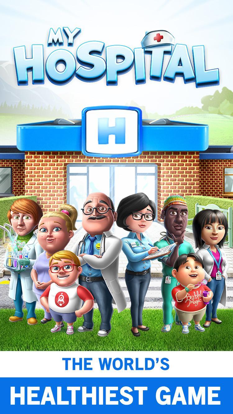My Hospital: Build and Manage Screenshot 4