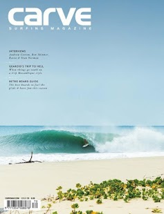 Carve Magazine - screenshot