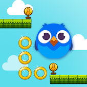 APK Game Bubble Bird Rolling for iOS