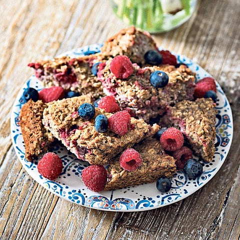 Deliciously Ella's breakfast bars