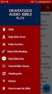 Dramatisierte Audio Bibel - KJV Dramatisierte Pro android apps download