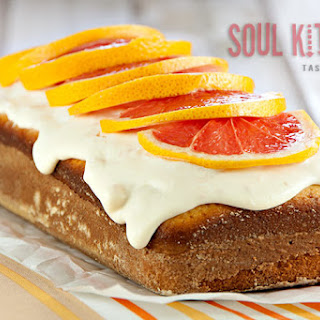 Mascarpone Grapefruit Bread