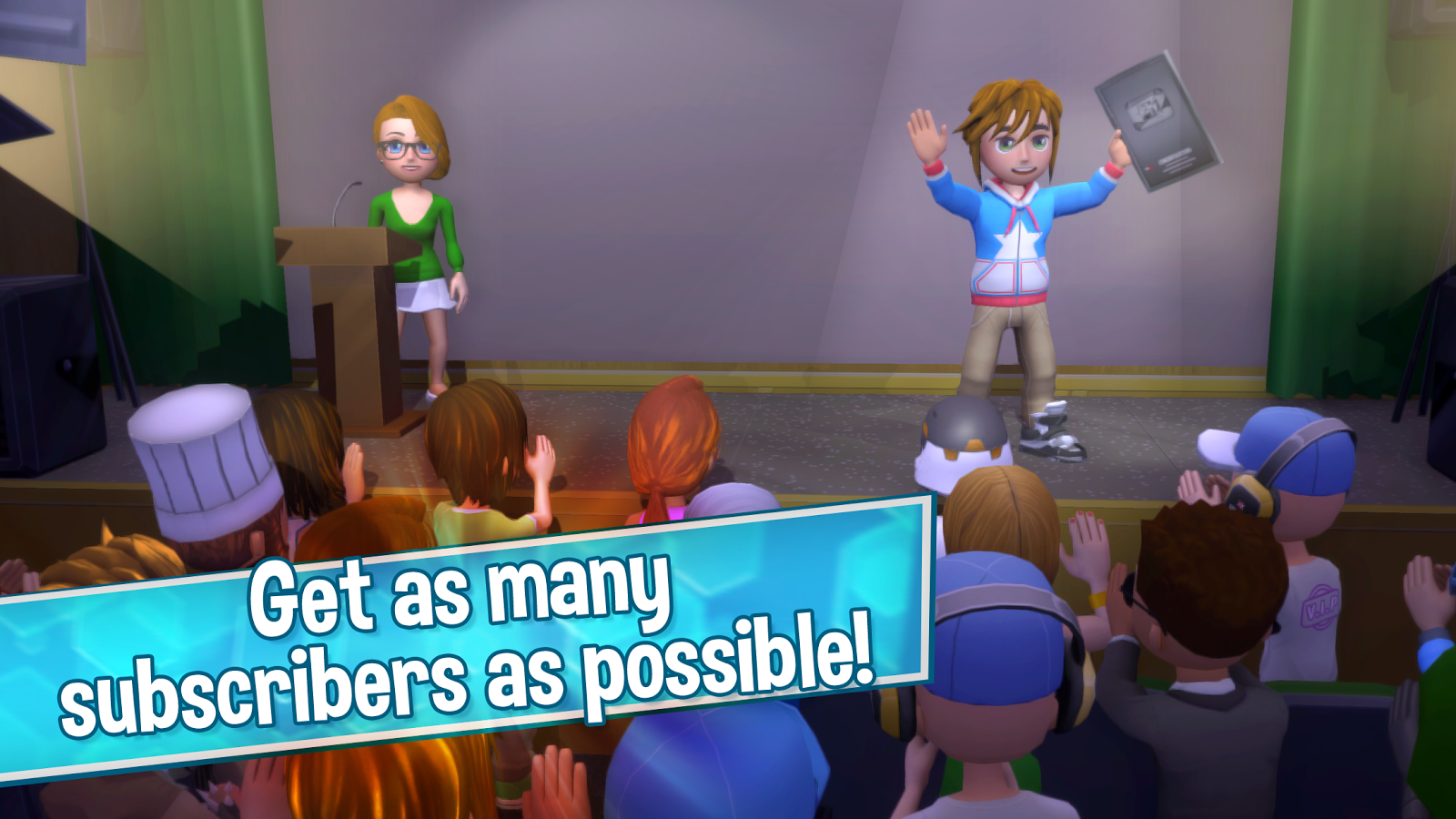 Youtubers Life - Gaming Screenshot 1