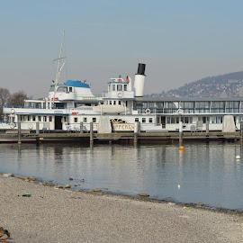 Bootssaison ..Start in den Fruehling by Wechtitsch Bernhard - Transportation Other