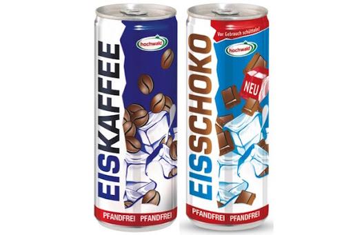 hochwald Eiskaffee & Eisschoko