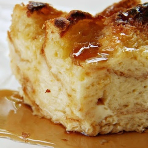 Fruit-Flavored Croissant Bread Pudding #PastryRecipesWorldwide