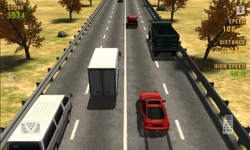 Traffic Racer screenshot 1