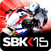 SBK15 Official Mobile Game APK for Bluestacks