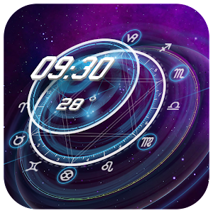 horoscope and zodiac widget☂