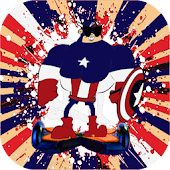 New captain beceps america APK for Ubuntu