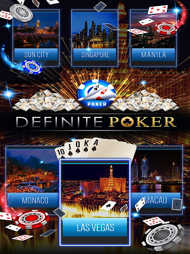Definite Poker - Texas Holdem - screenshot