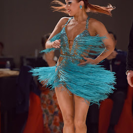 Ballroom dancing is an olympic sport in 2016 by Mark Luftig - Sports & Fitness Other Sports