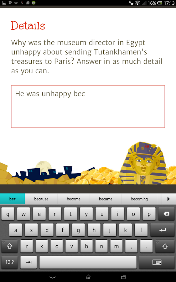 Key Stage 2 English Screenshot 6