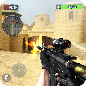 Counter Terrorist app for android