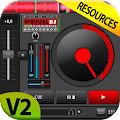 Resources For Virtual DJ APK for Blackberry