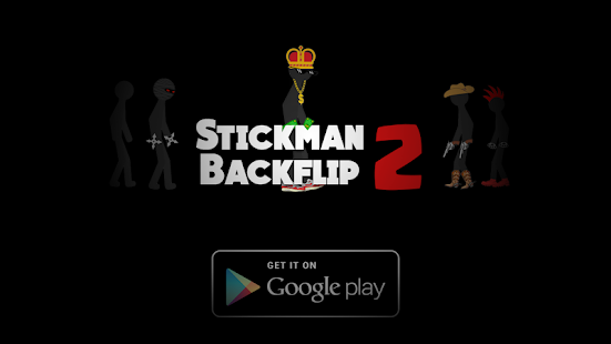 Stickman Backflip Madness 2