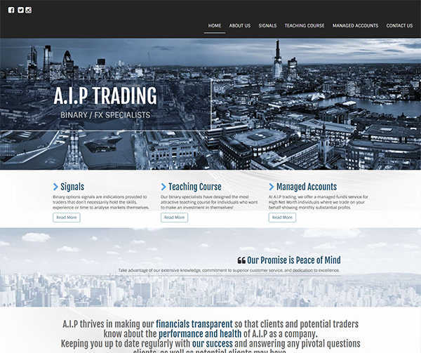 AIP Trading Group