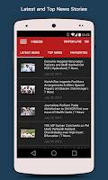 Screenshot of T News Live