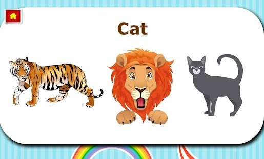Learn Animals For Kids- screenshot