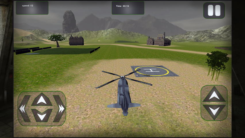 android Relief Cargo Helicopter Screenshot 2
