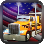 American Truck Simulator 2015 APK for Bluestacks