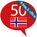 App Learn Norwegian - 50 languages APK for Kindle