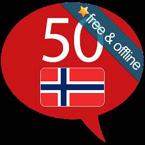 App Learn Norwegian - 50 languages APK for Windows Phone