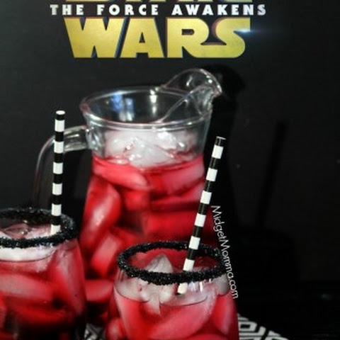 Star Wars Kylo Ren Party Drink