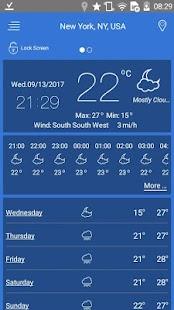 Free weather pro APK for Windows 8