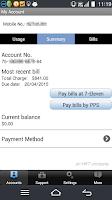 Screenshot of My Account Check