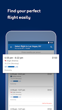 Expedia Hotels & Vliegtickets APK screenshot thumbnail 4