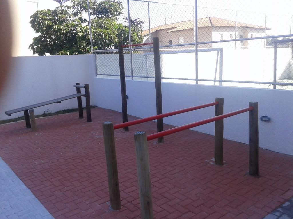 Apartamento de 2 dormitórios à venda em Mogi Moderno, Mogi Das Cruzes - SP