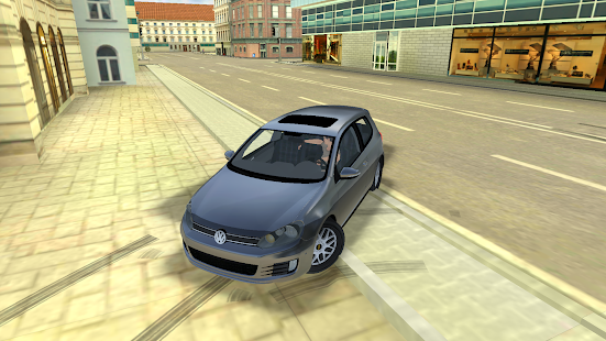 Game Golf Drift Simulator APK for Kindle
