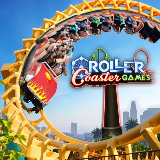Roller Coaster Games : Rollercoaster Simulator (game)