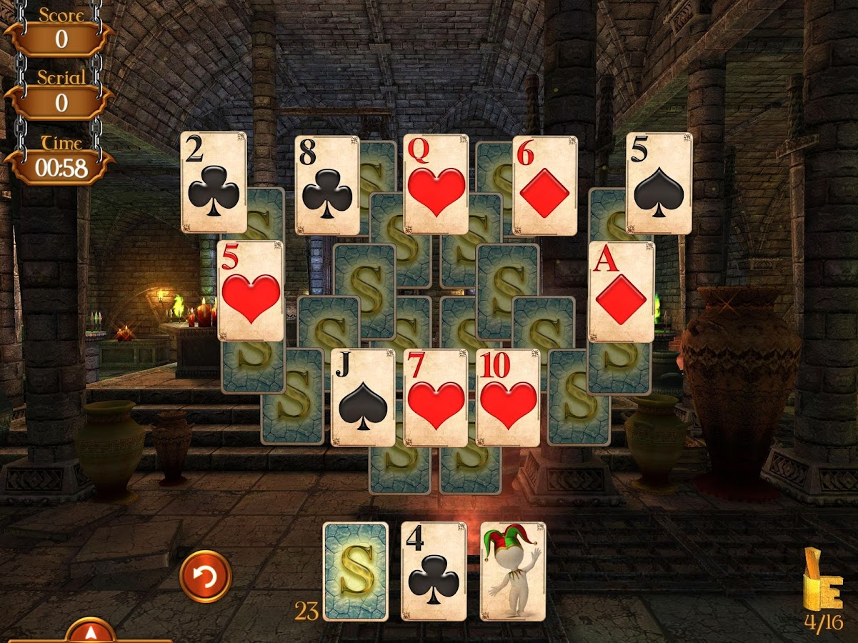 Solitaire Dungeon Escape 2 Screenshot 9