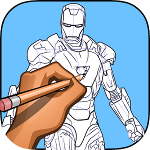 Download How to Draw Iron Man for Windows Phone