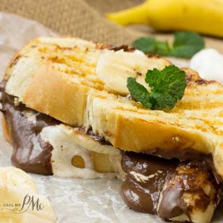 Bread Dessert Panini Recipes