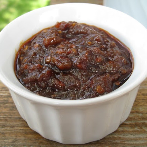 Sambal Tumis ( Sauteed Chili Paste)