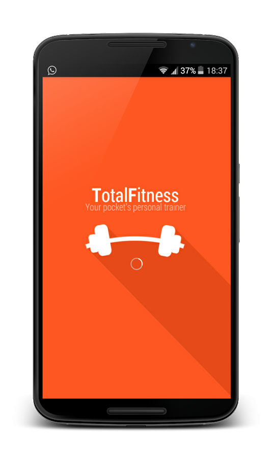 Total Fitness Gym Workouts Screenshot